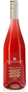 Montefiore Pink Moscato 750ml - Case of 12